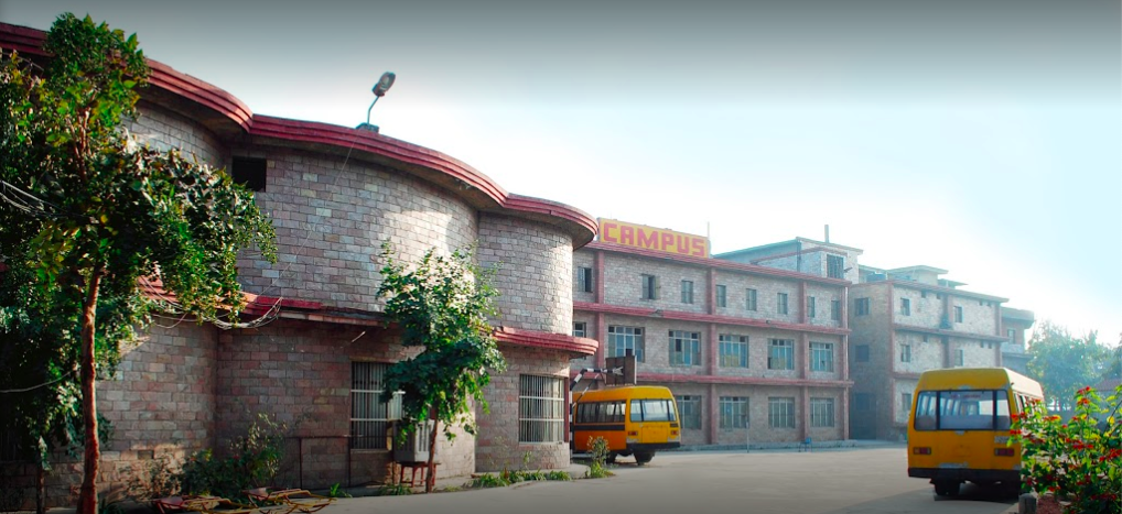 Campus School Department of Education, Ghaziabad