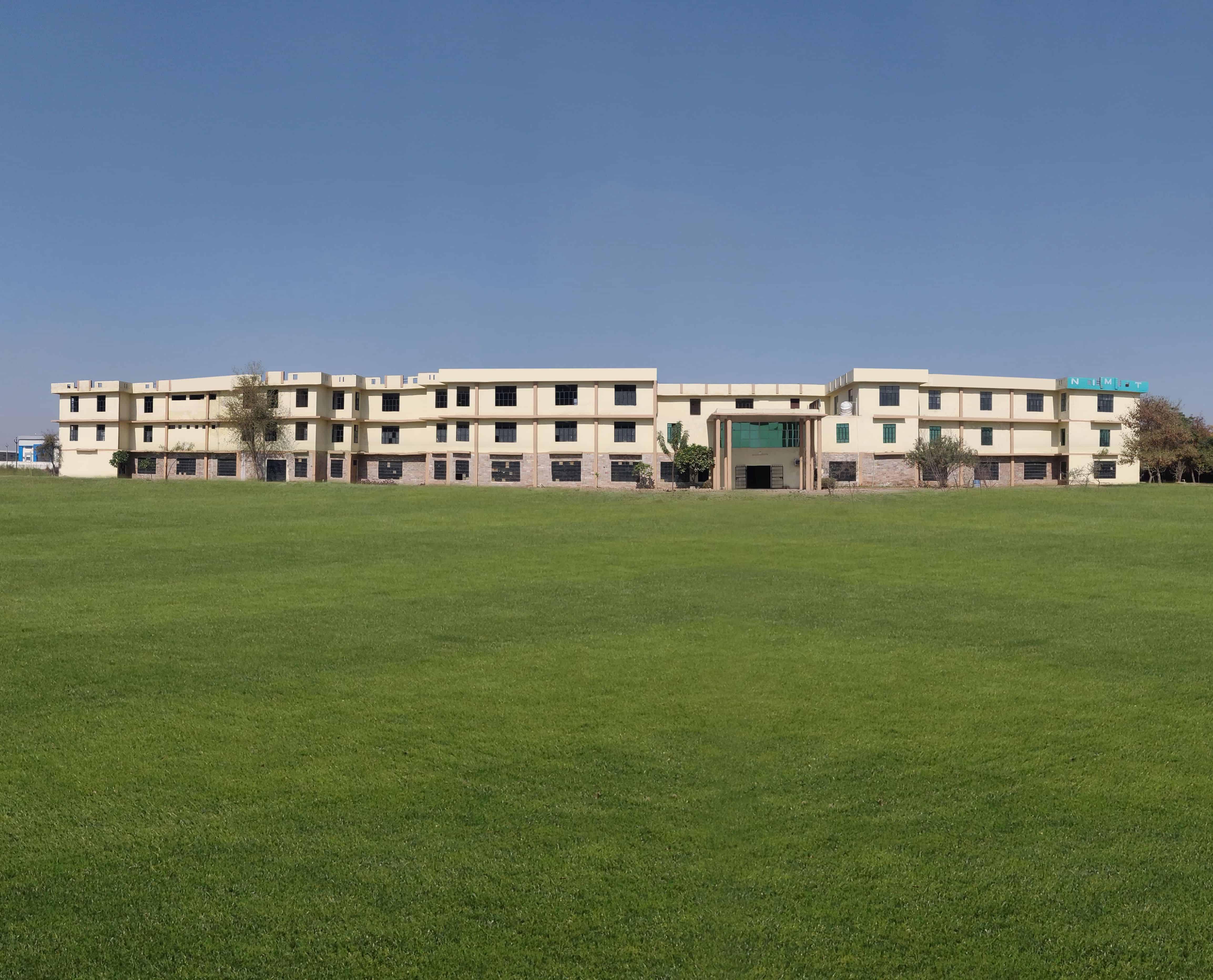 NIMT Mahila B.Ed College, Kotputli Jaipur