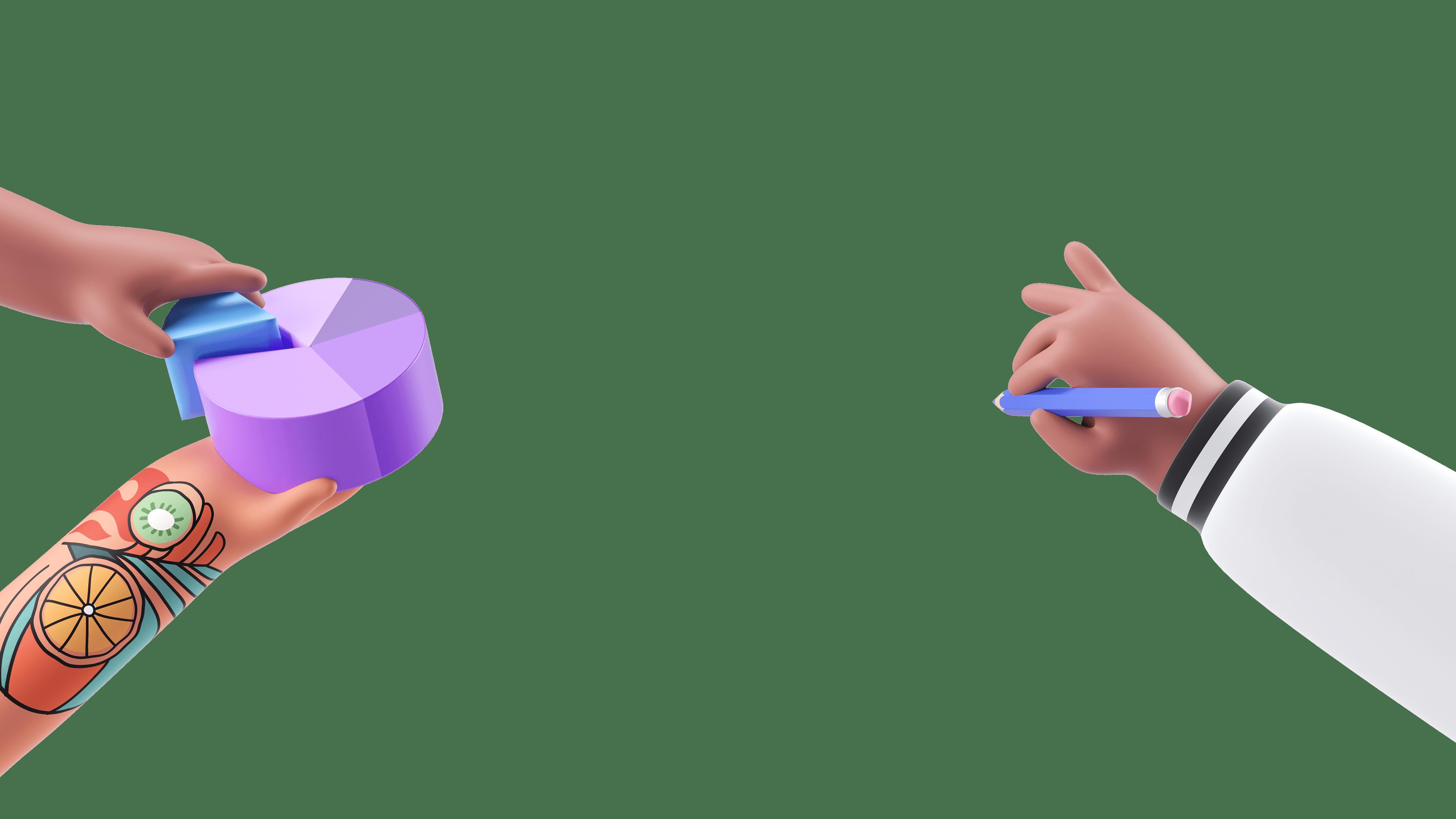 animated student hands - hero - nimt school