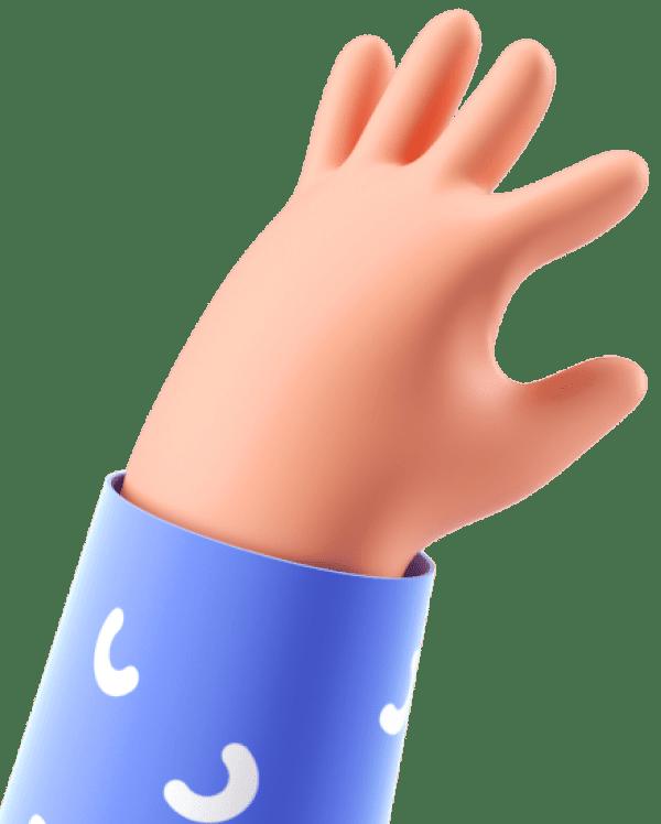 hand icon - online classes