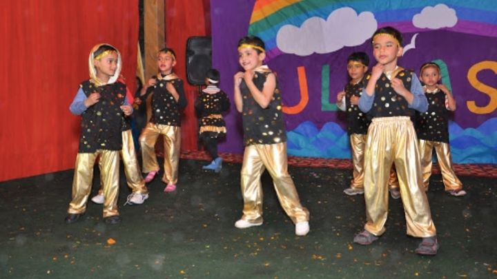 annual fest event at nimt school ghaziabad