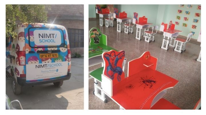 transport facility at nimt school ghaziabad