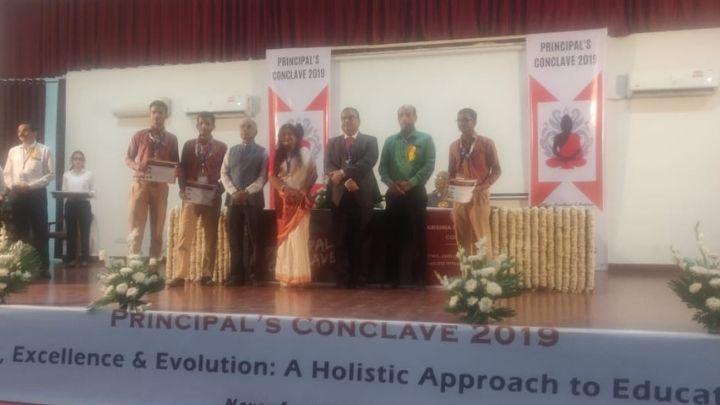 princiapl's conclave nimt school ghaziabad