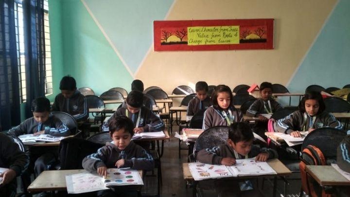 classroom - nimt school ghaziabad