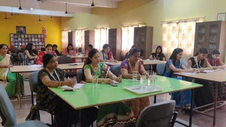 teachers workshop nimt school ghaziabad