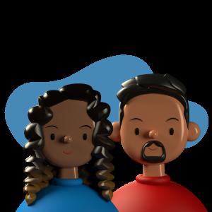 parents toy face icon