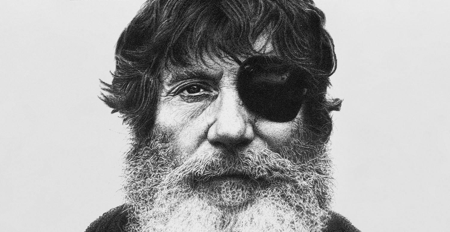 Jack O'Neill Portrait
