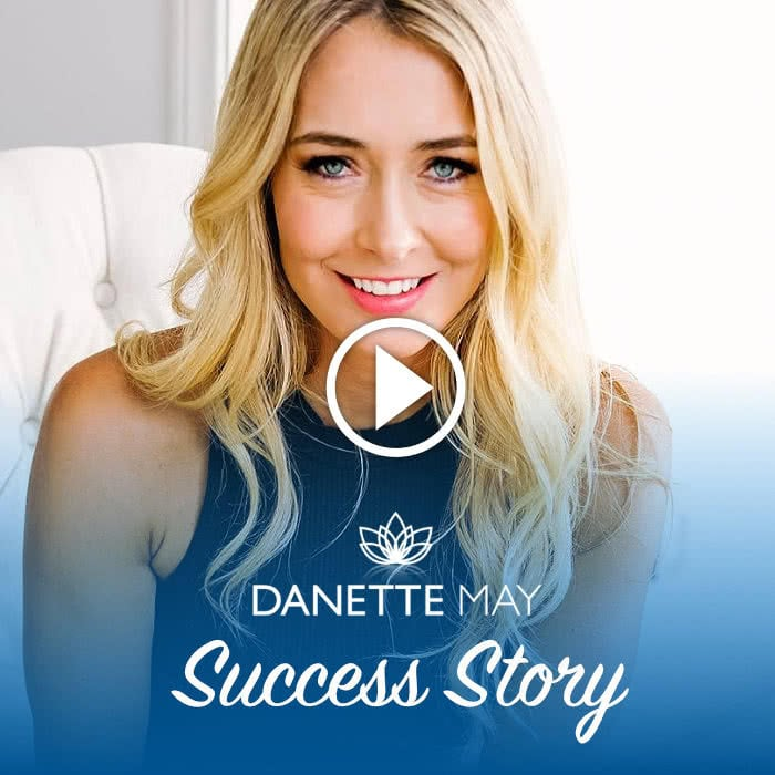 Click to watch Danette May success story