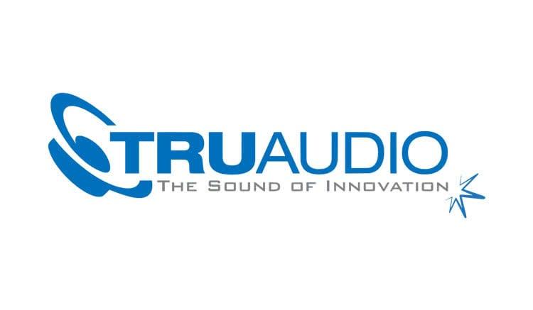 TRUAUDIO logo
