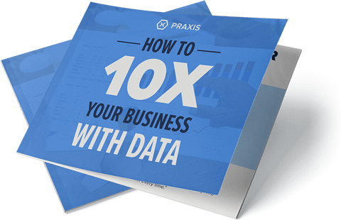 How to 10X yourbusiness with data ebook