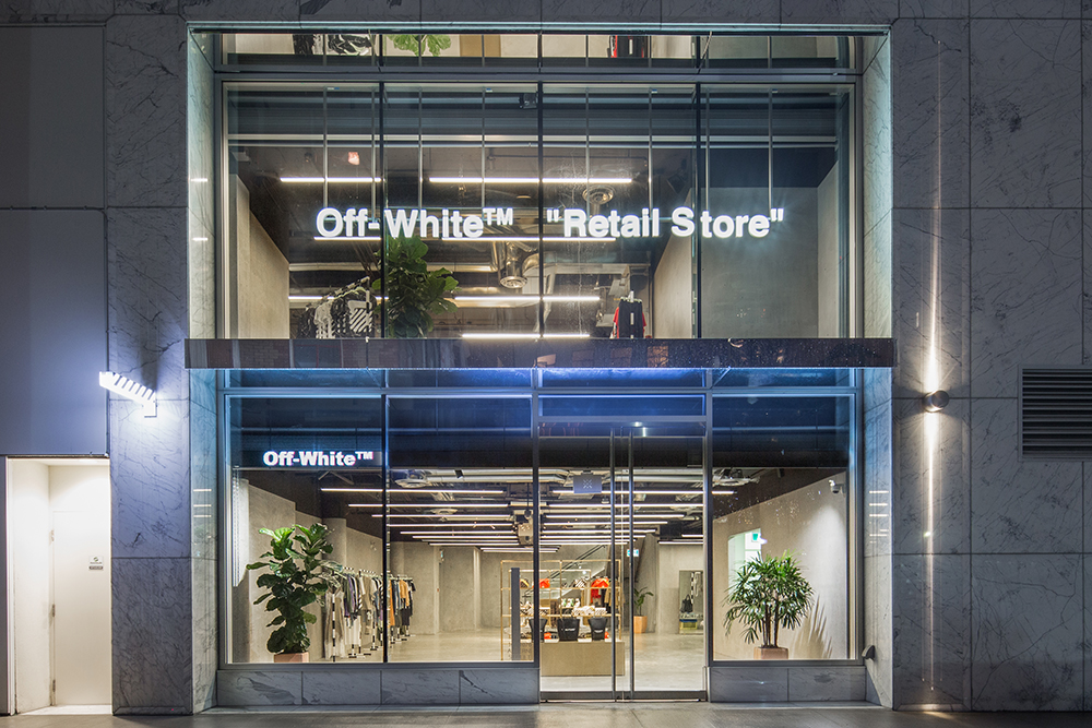 Off White Store