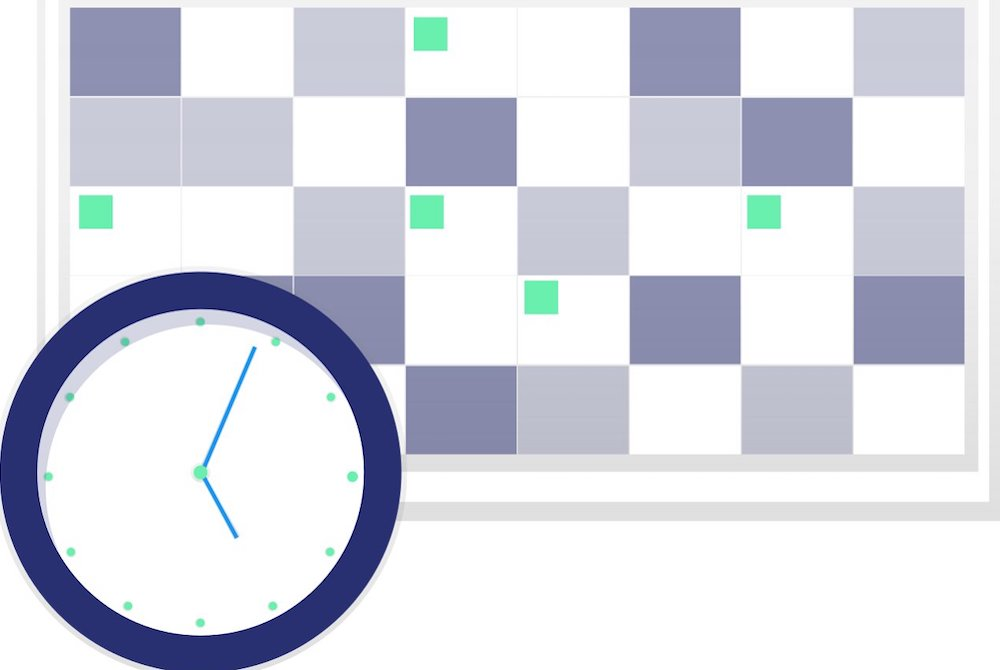 Scheduling in mobile app