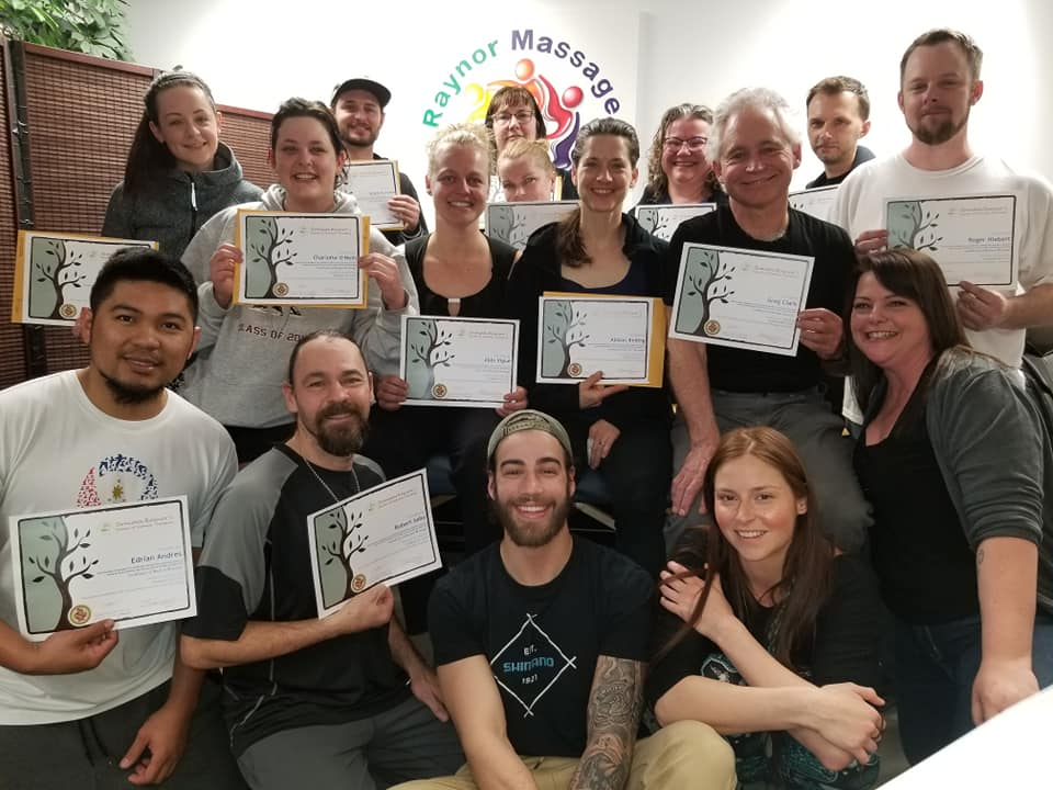 Massage courses in New Brunswick 2021