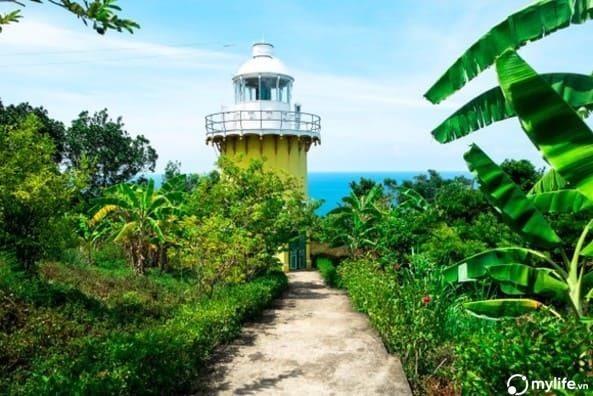 Ngọn hải đăng Sơn Trà trong bản đồ du lịch Đà Nẵng