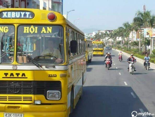 Xe buýt Đà Nẵng - Hội An