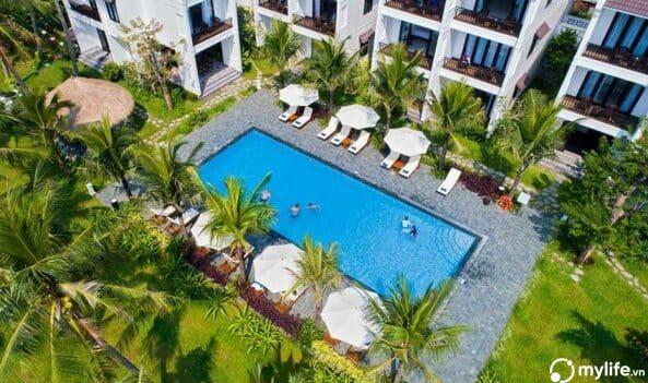 Resort  địa điểm thu hút khách du lịch Đà Nẵng Hội An