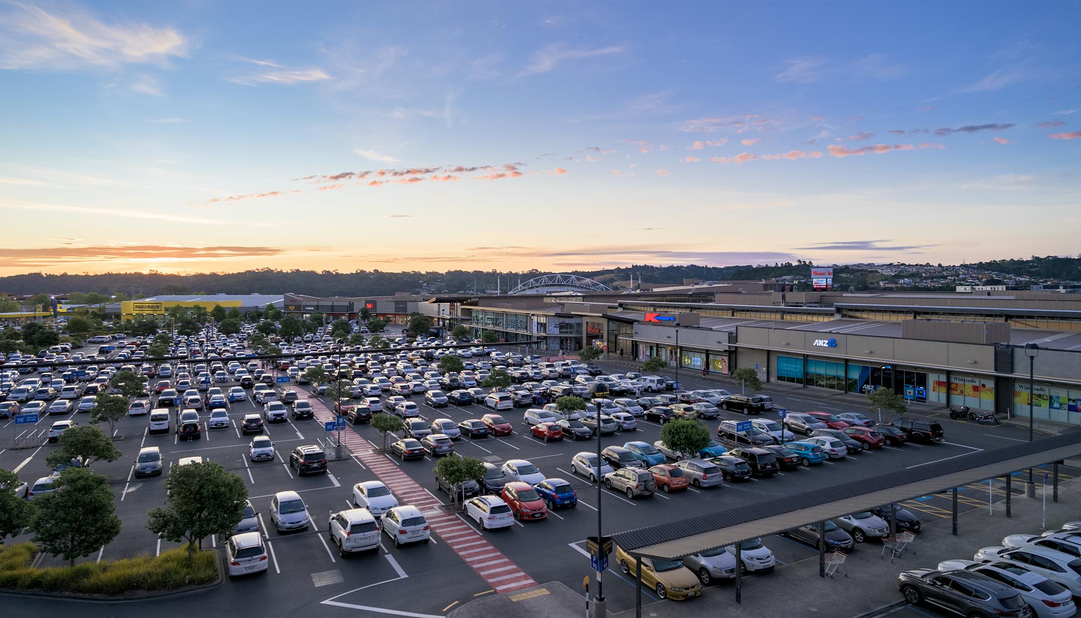 Albany-WestField-ShoppingMall