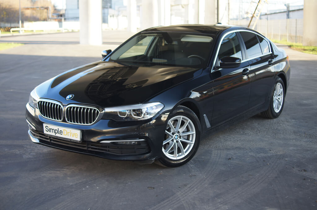 BMW 520d 2019
