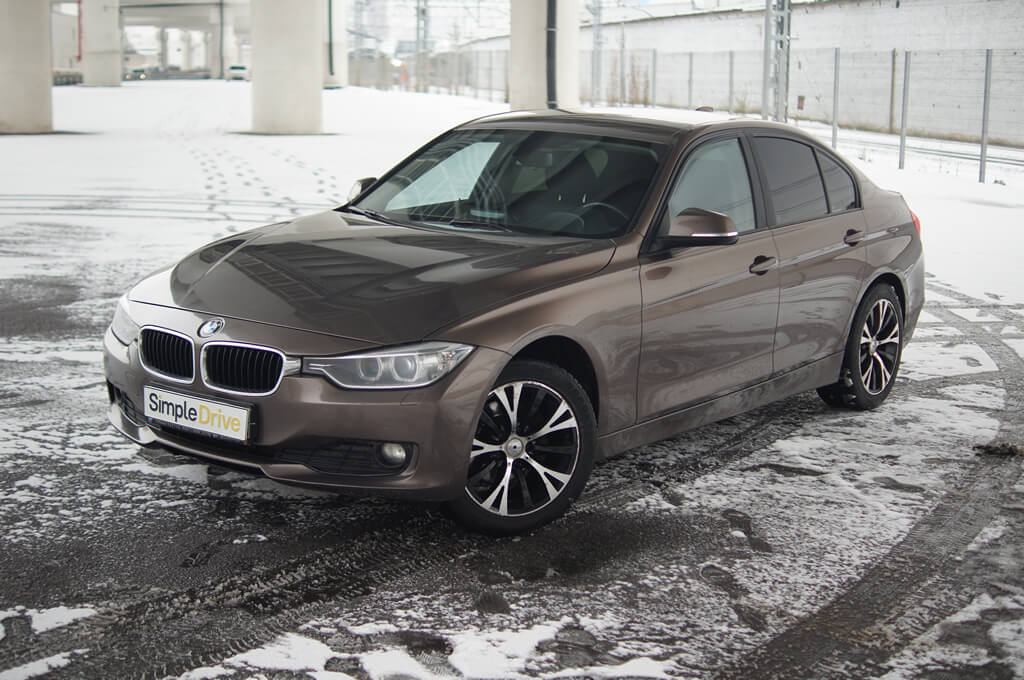 BMW 316i 2014