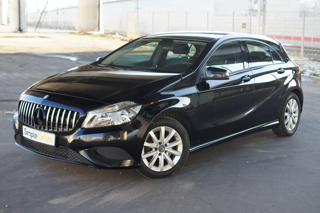 Mercedes-Benz A180 2014