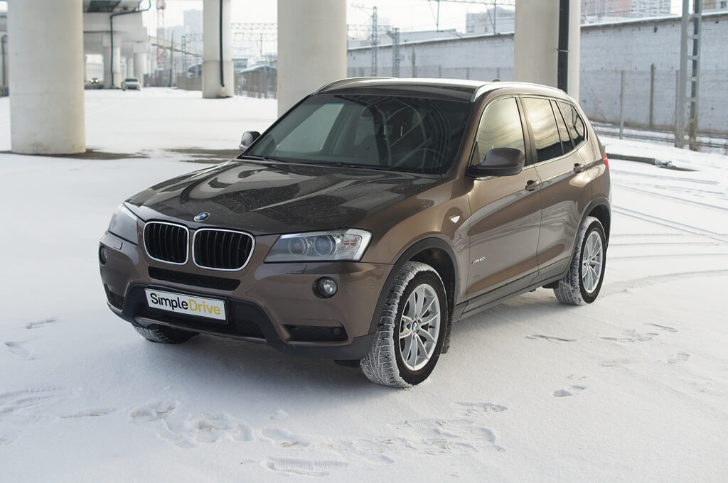 BMW X3 xDrive 20i 2013