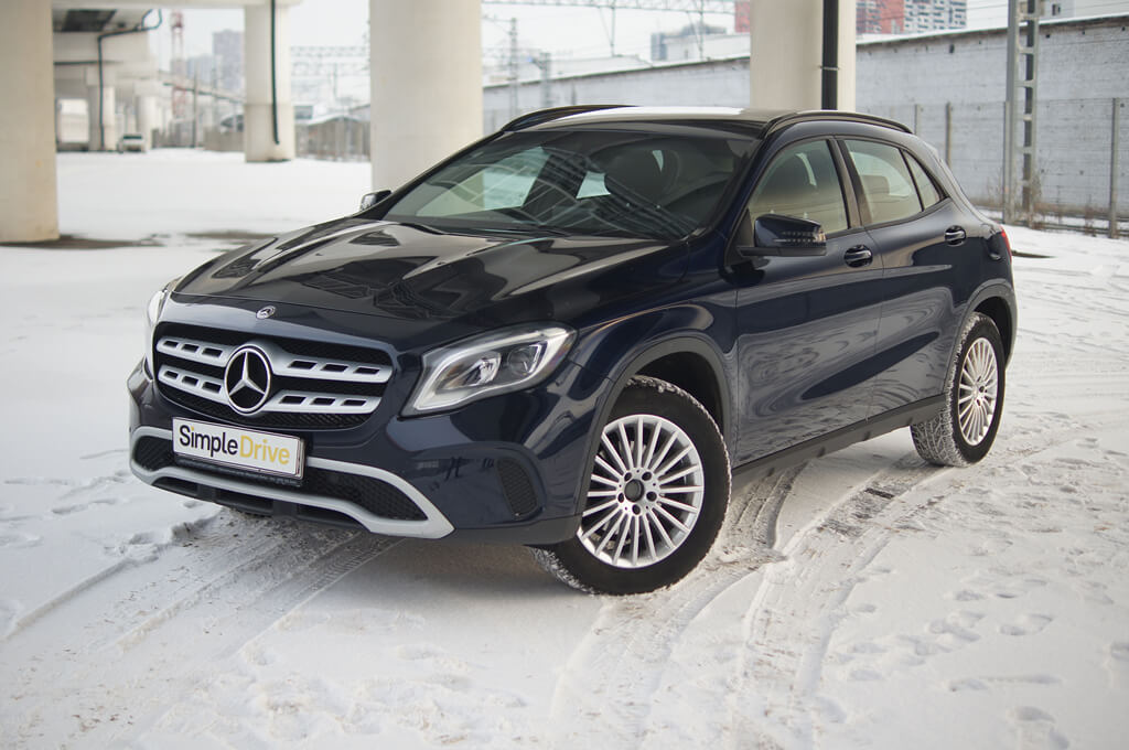 Mercedes-Benz GLA 200 2018