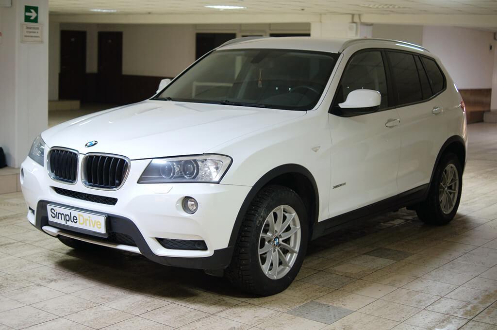 BMW X3 2014 XDrive 20i