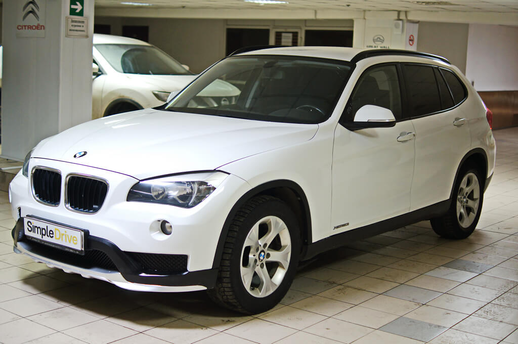 BMW X1 XDrive 20i 2014