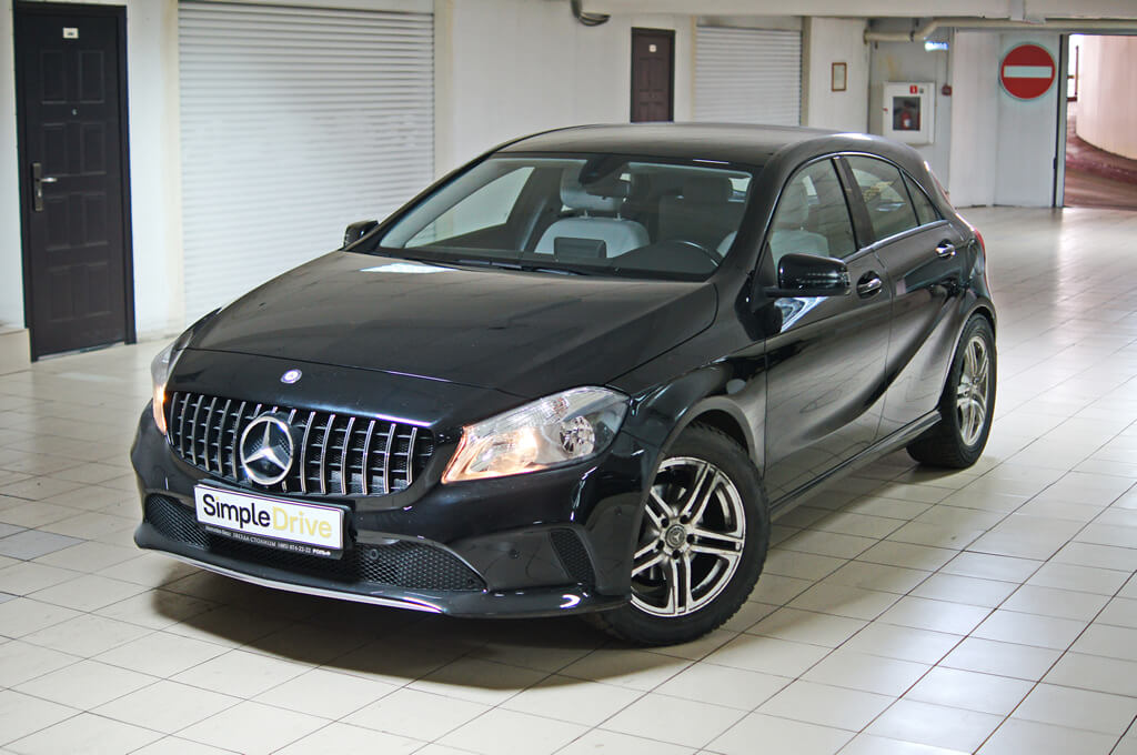 Mercedes-Benz A200 2015