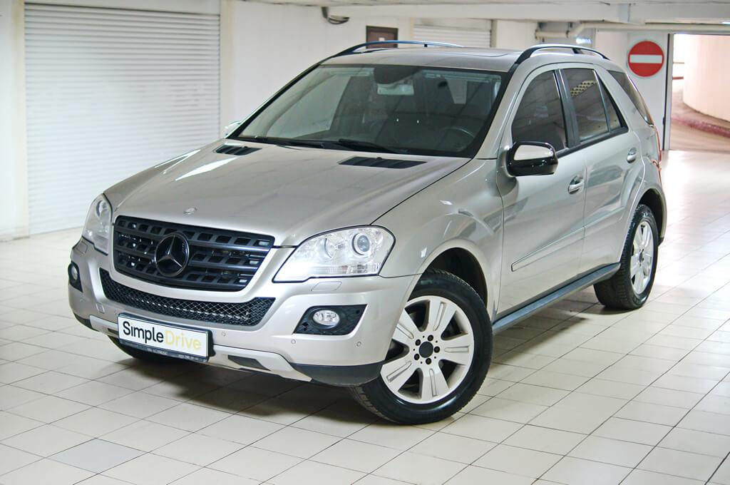 Mercedes-Benz ML350 2009