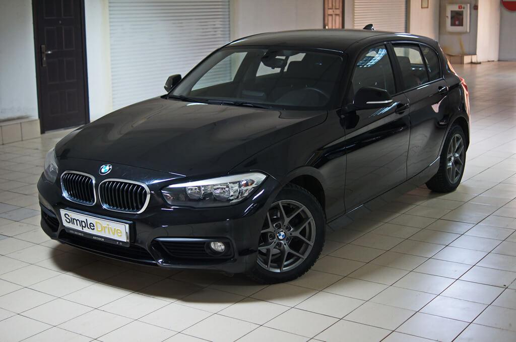 BMW 118i 2015
