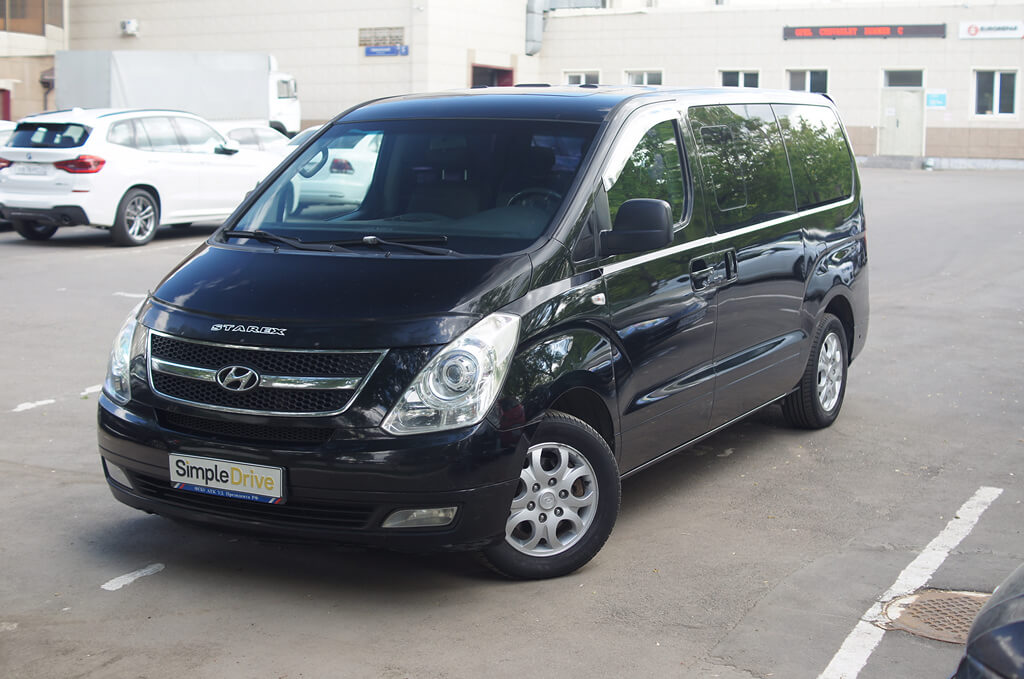 Hyundai Starex 2011