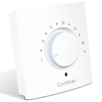 Quantum dial thermostat-RF
