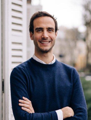 Matthieu Vaxelaire co-fondateur de Colette