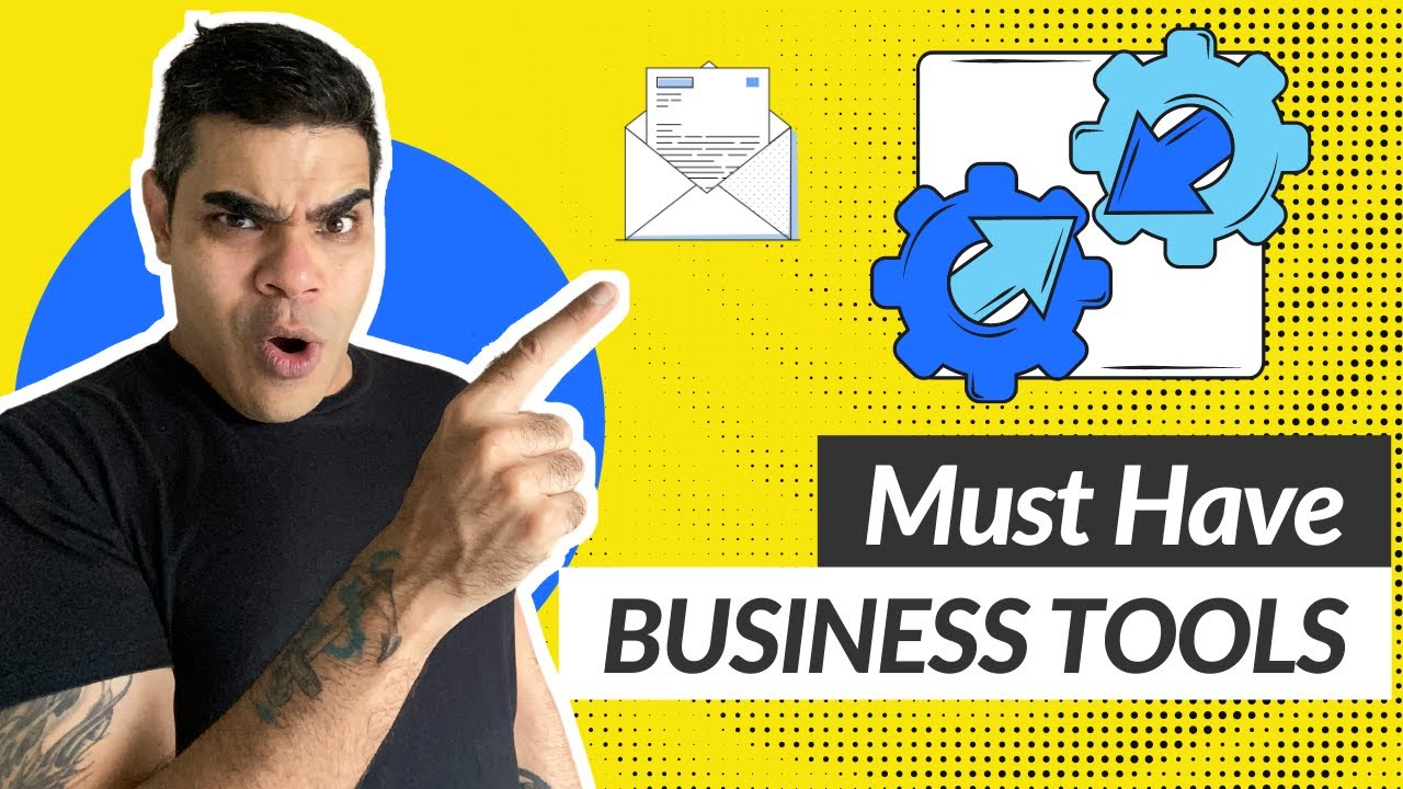 Tools You Must Have To Run An Online Business