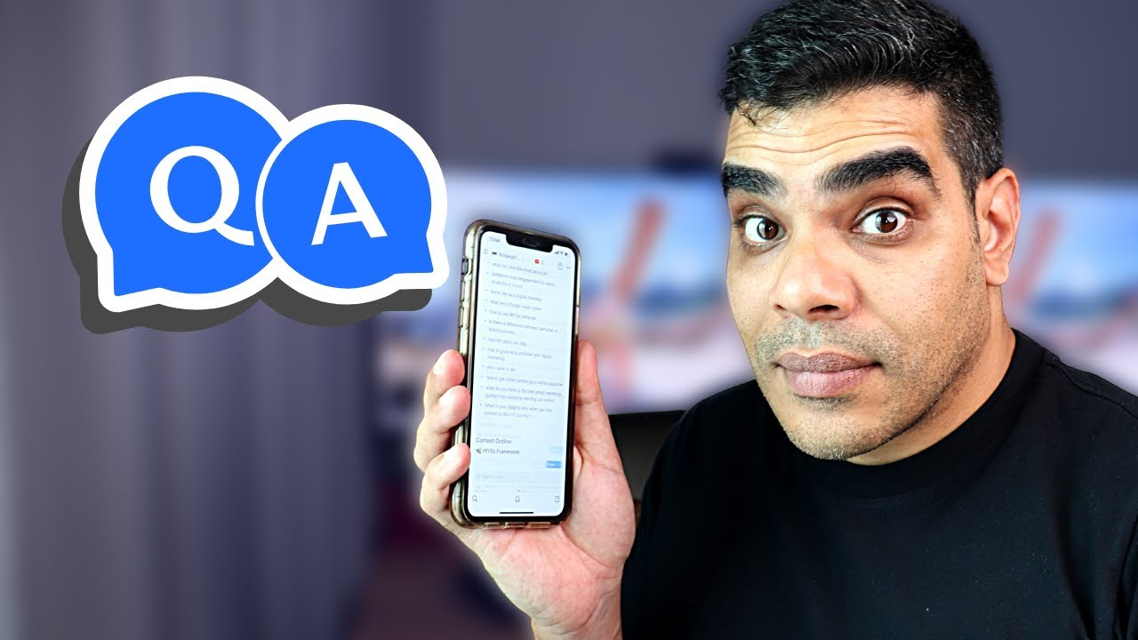 Digital Marketing Q&A   2021 (Ask Burhaan)