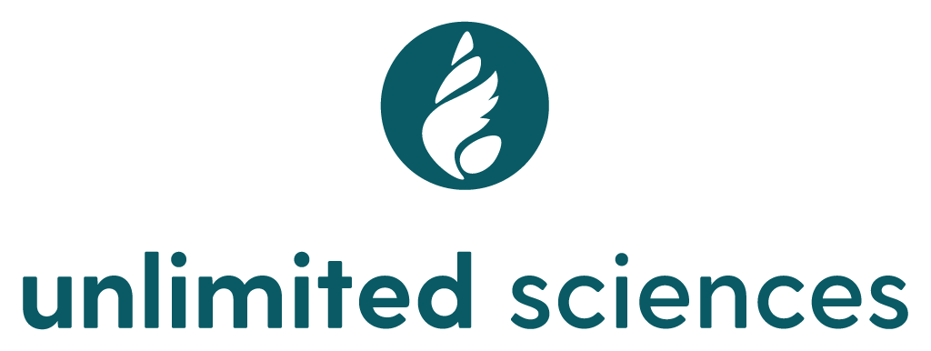 Unlimited Sciences logo