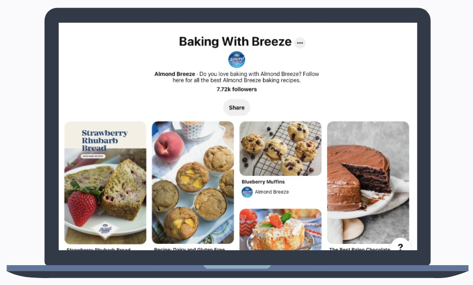Almond Breeze - Baking With Breeze.JPG