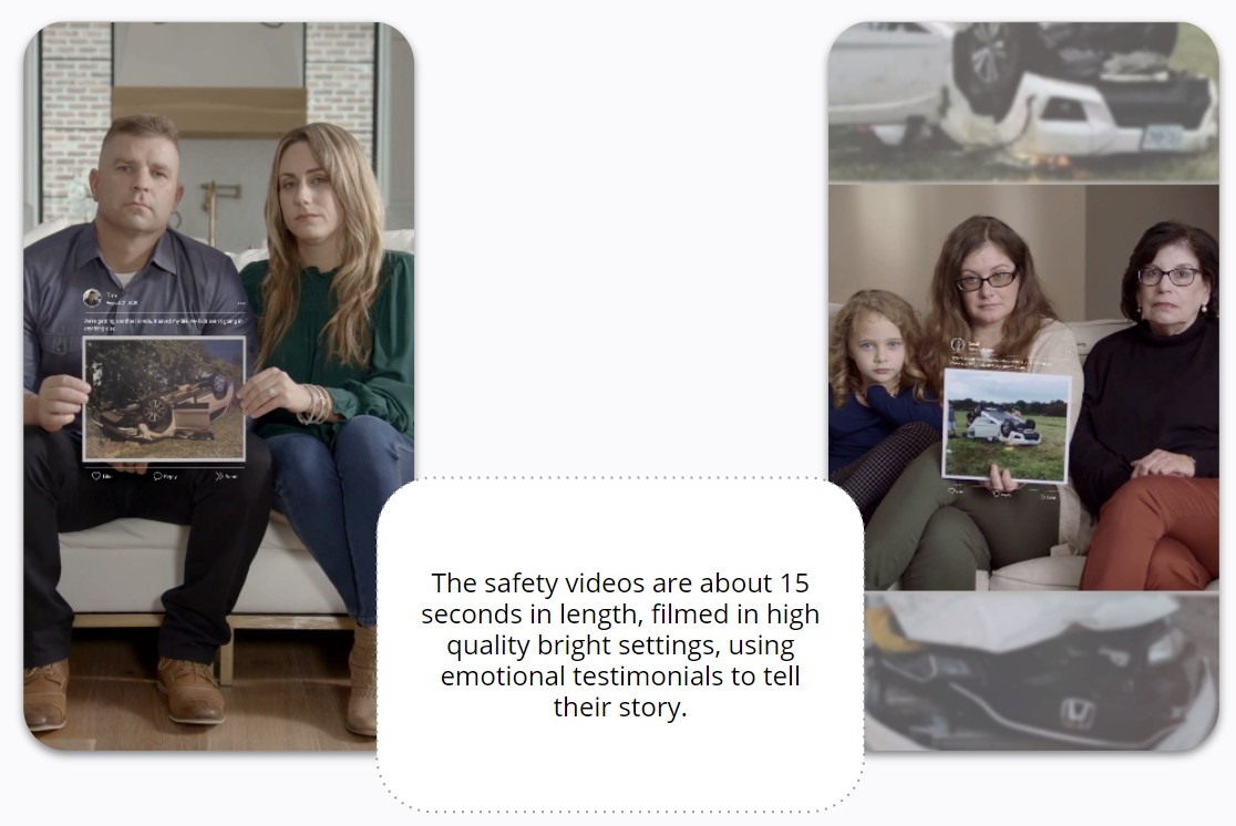 Pinterest - Honda Safety Videos
