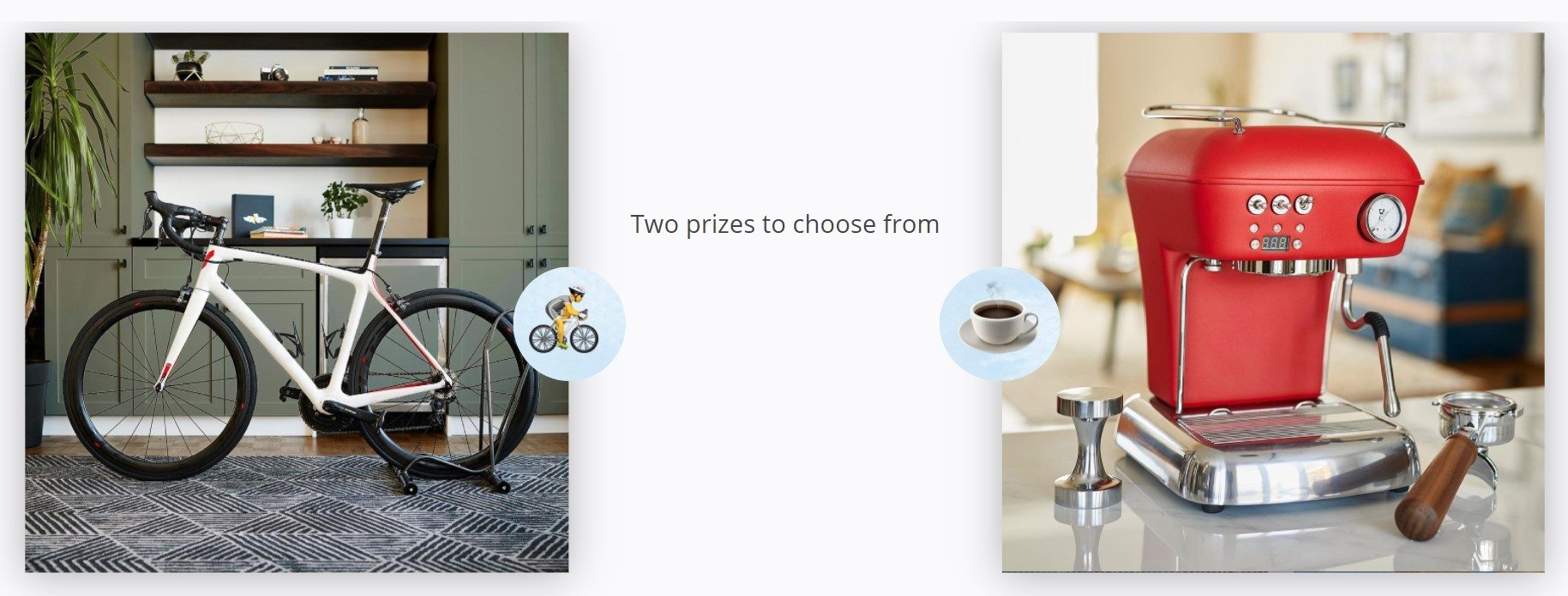 Silk Canada - Instagram - Choose Your Prize Giveaway