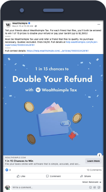 Double your Refund