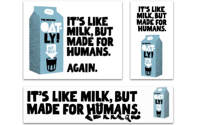It's like milk
