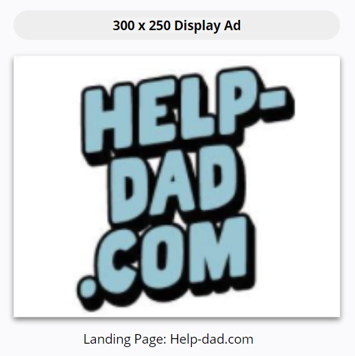 Oatly - Display Ad - help-dad.com