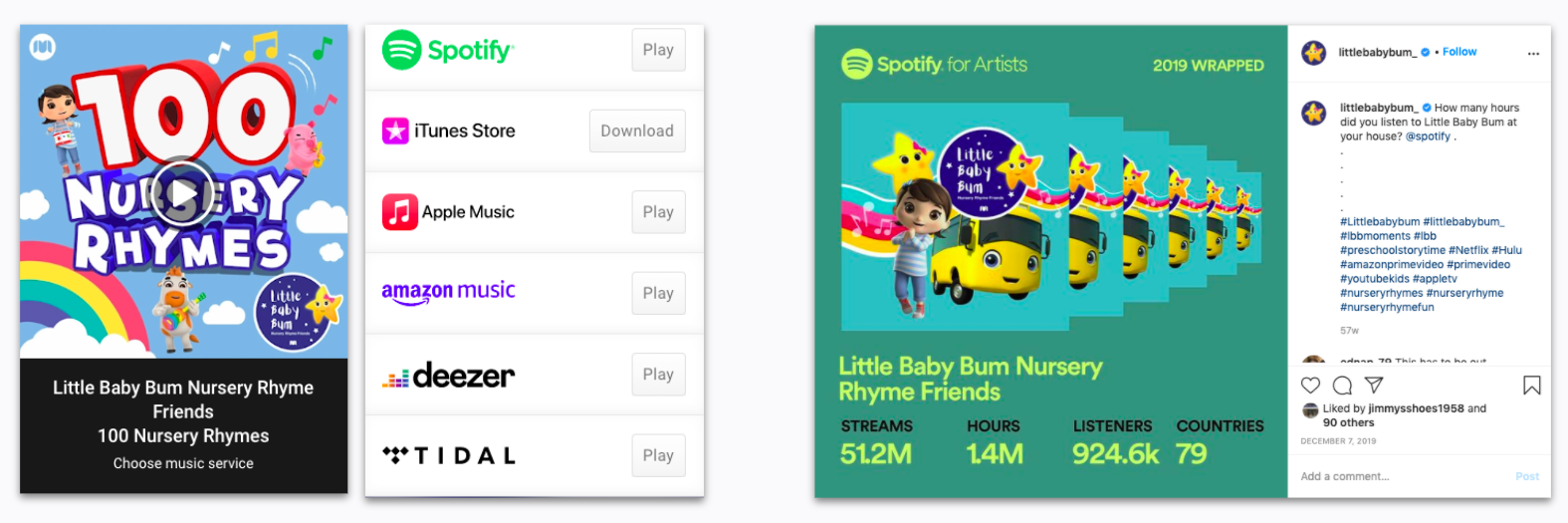 Little Baby Bum - Nursery Rhymes and Music - Spotify