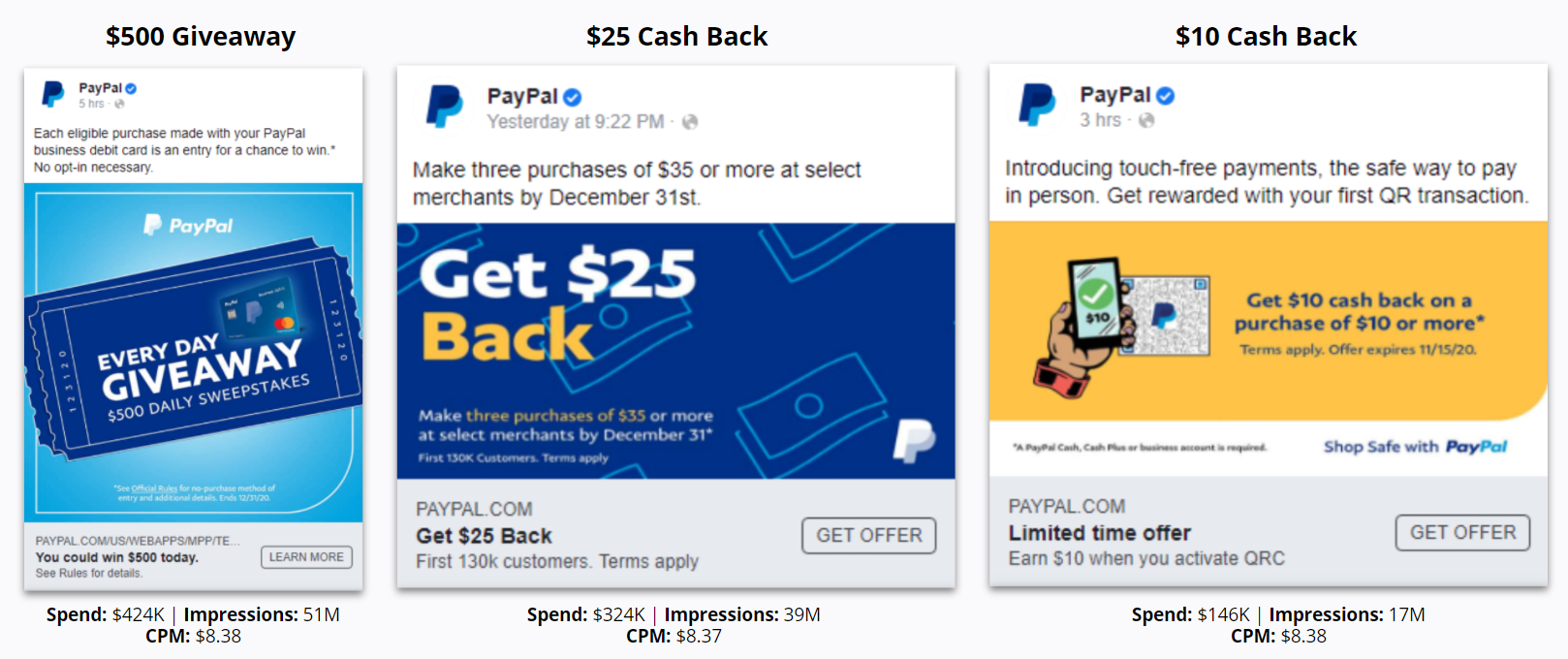 Paypal - Daily Sweepstakes and Giveaways