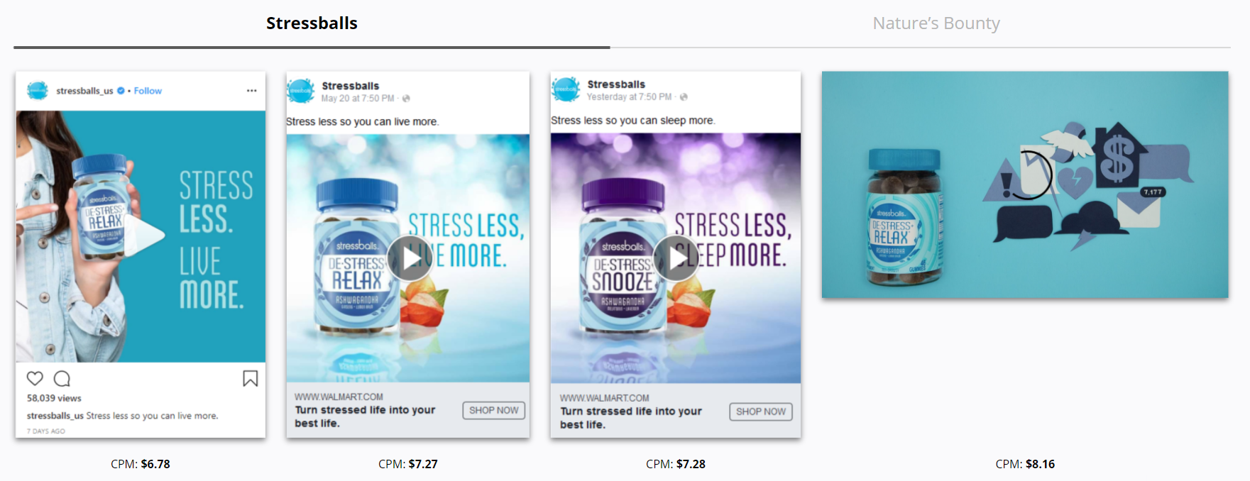 StressBalls - Anxiety - Stress Less - Turn the stressed life into your best life