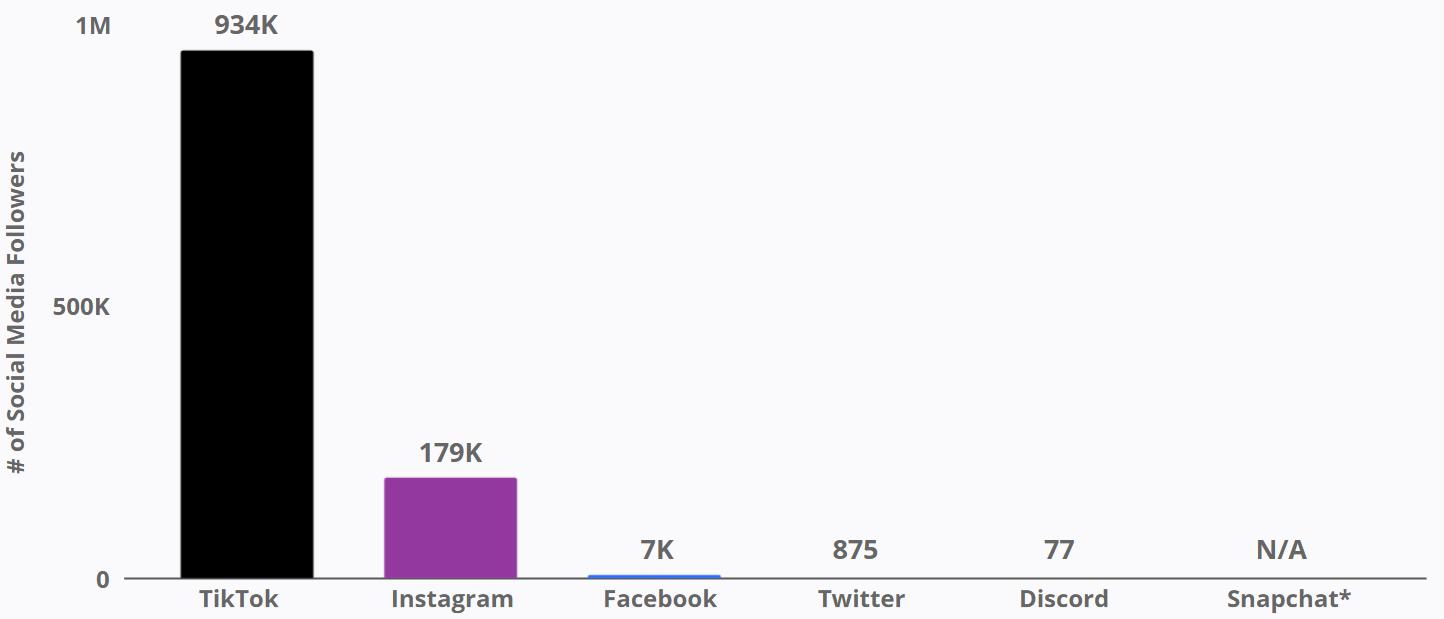 Starface - Social Media Followers