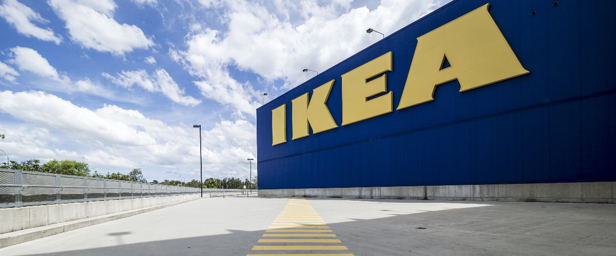 IKEA challenges SPG for urban Retail real estate