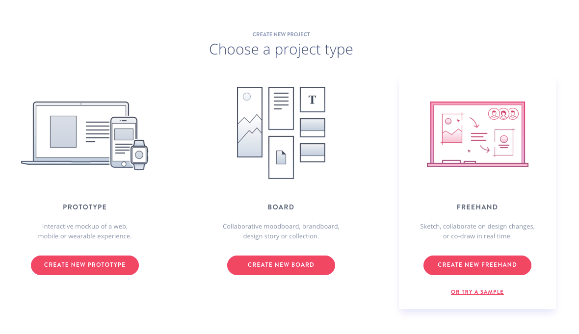invision setting up customer onboarding
