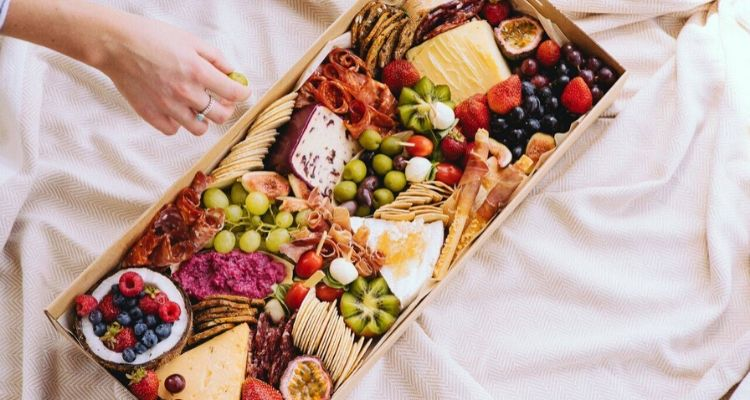 say cheese grazing platter